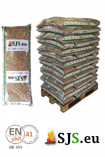 SJS Pellets Premium Sackware [16Kg/960Kg]